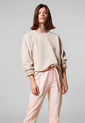 Bluza - dirty pink