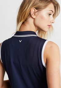 Callaway - GOLF DRESS WITH TIPPING - Sports dress - peacote - 5