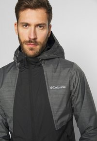 Columbia - INNER LIMITS™ JACKET - Veste Hardshell - black/graphite heather - 3
