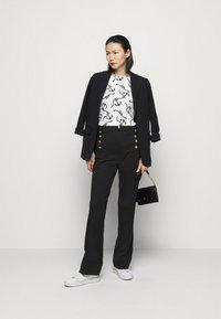 Lauren Ralph Lauren - Long sleeved top - white/polo black - 1