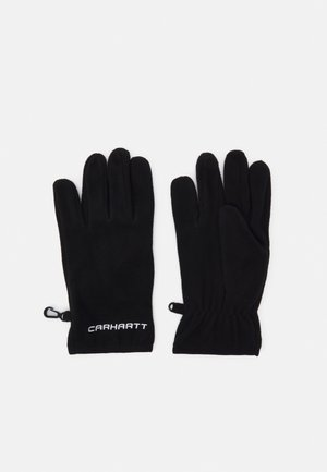 BEAUMONT GLOVES UNISEX - Fingervantar - black