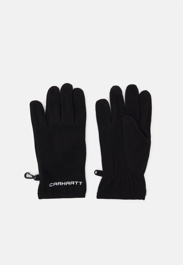 BEAUMONT GLOVES UNISEX - Gloves - black