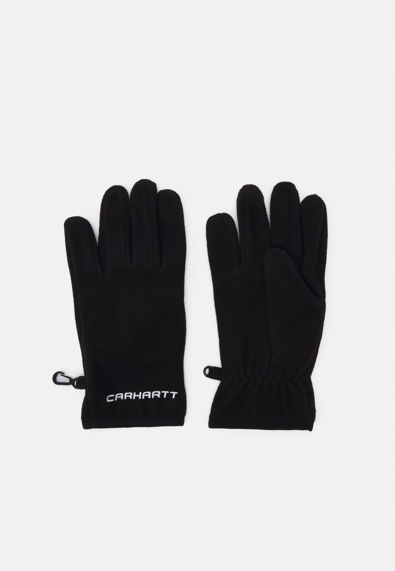 Carhartt WIP - BEAUMONT GLOVES UNISEX - Gloves - black
