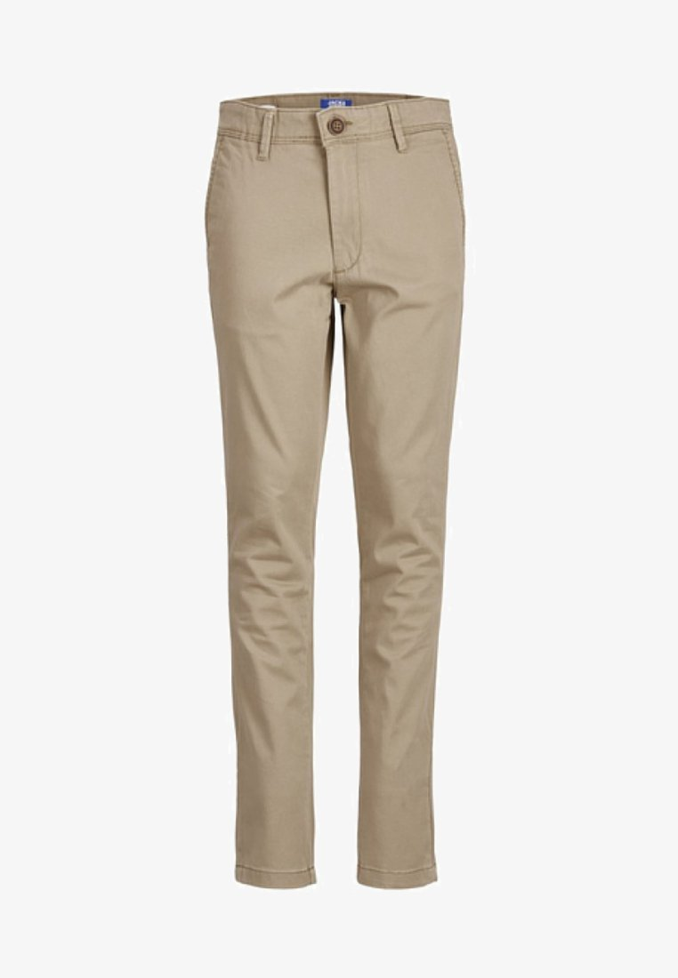 Jack & Jones Junior - Chino kalhoty - beige