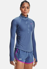 Under Armour - Sports shirt - mineral blue - 0
