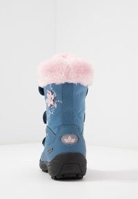 LICO - MARY - Zimní obuv - blau/rosa - 4