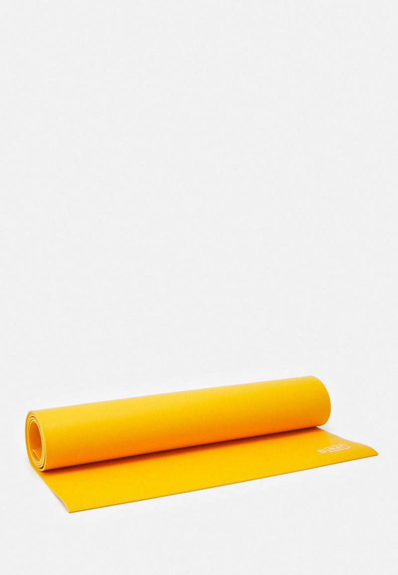 B YOGA - MAT EVERYDAY UNISEX - Fitness / Yoga - saffron