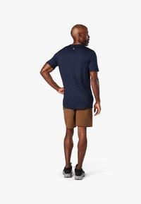 Smartwool - T-shirt basic - deep navy - 1