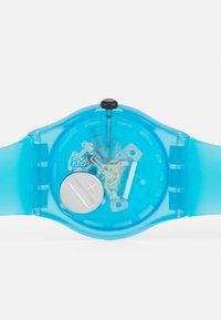 Swatch - OCEAN BLUR UNISEX - Hodinky - blue - 3