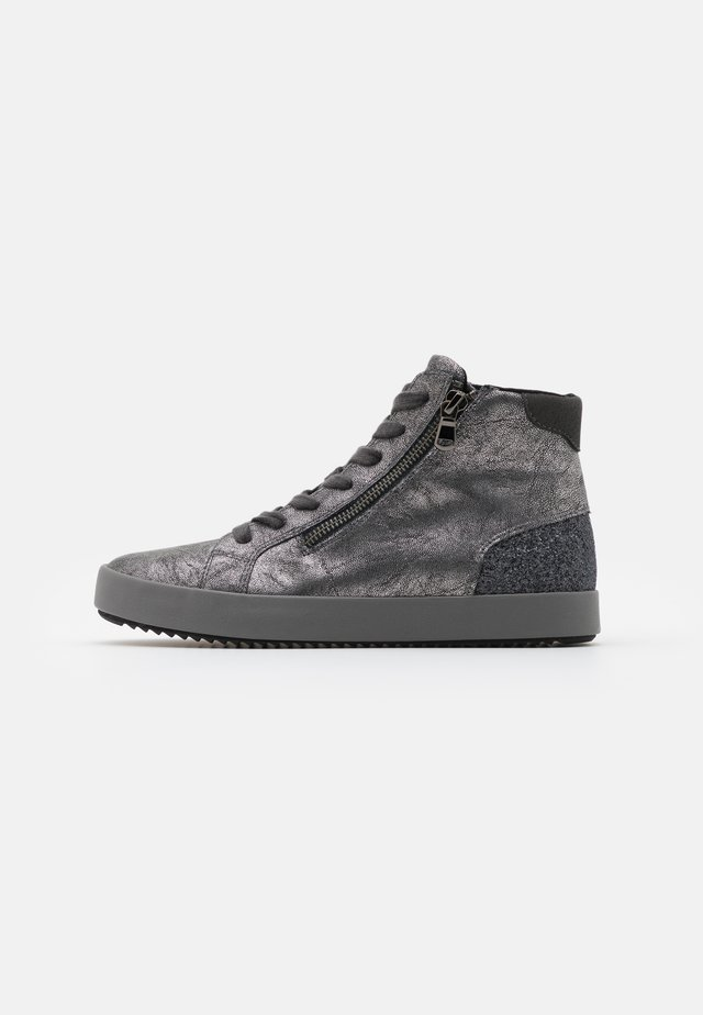BLOMIEE - High-top trainers - anthracite