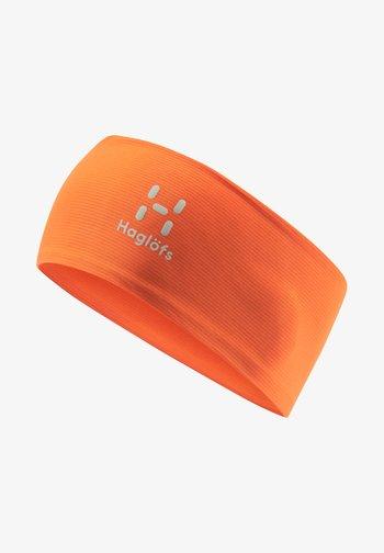 L.I.M TECH  - Ear warmers - flame orange