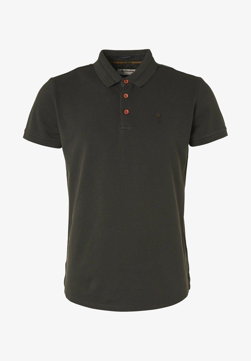 No Excess - Polo shirt - dark green