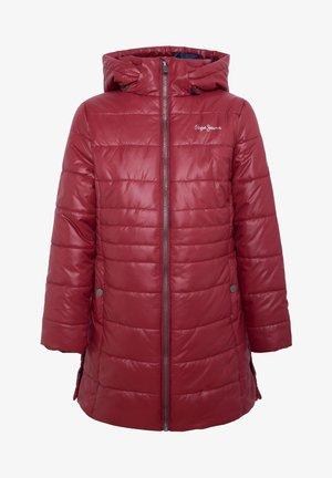 BEE - Abrigo de invierno - tibetan red