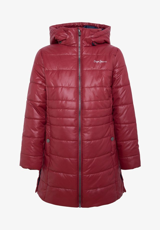 BEE - Winter coat - tibetan red