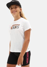 Vans - GR WYLD LYFE - Print T-shirt - white - 0