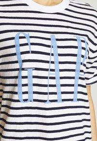 GAP - TALL DRESS - Jersey dress - navy - 6