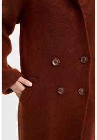 DeFacto - Manteau court - brown - 4