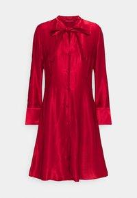 HUGO - KEMERA - Cocktail dress / Party dress - medium red - 0