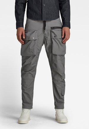 ALPINE POCKET MODULAR RELAXED TAPERED CARGO - Cargobroek - lt building