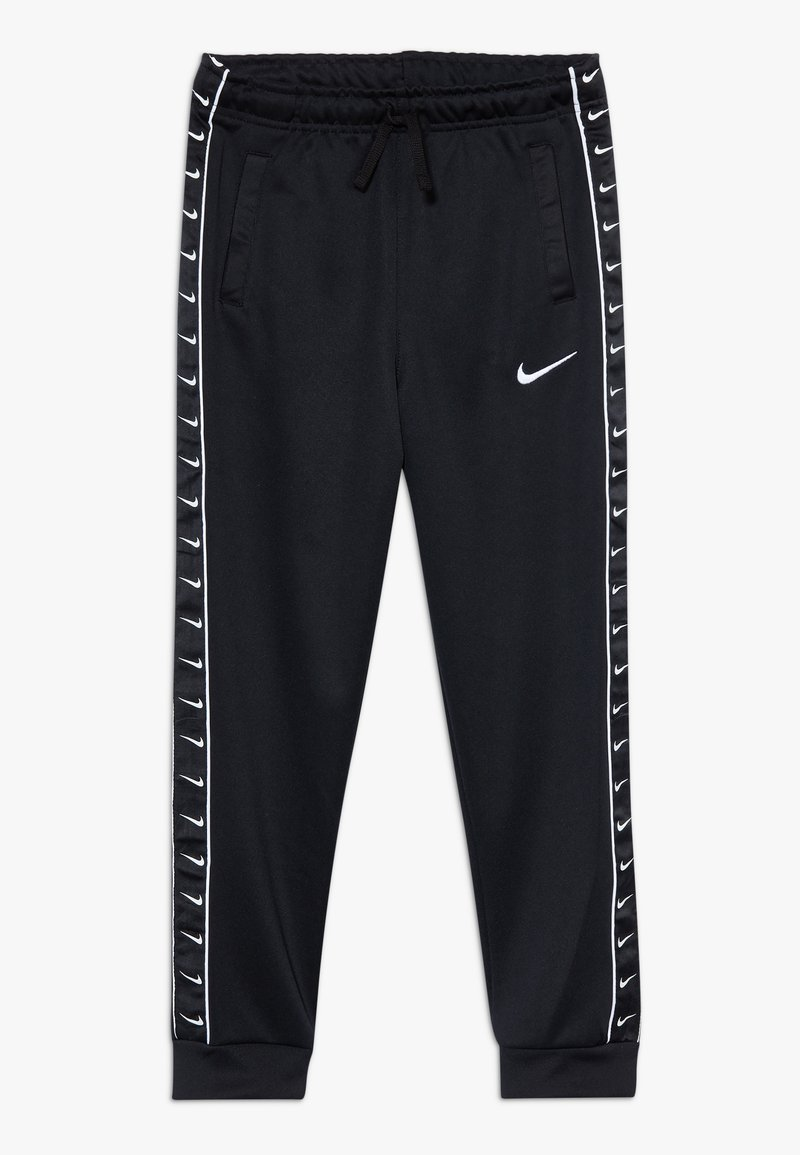 Nike Sportswear - TAPE - Pantalon de survêtement - black/white