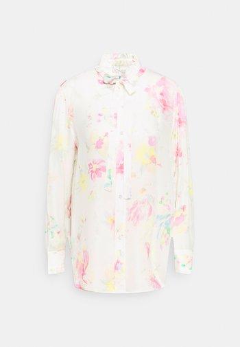 Blouse - pink petal