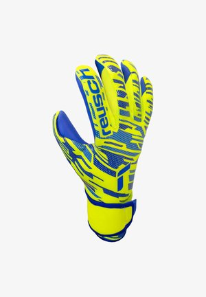 PURE CONTACT TW - Goalkeeping gloves - gelb