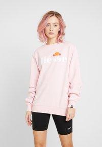 Ellesse - AGATA - Sweatshirt - light pink - 0