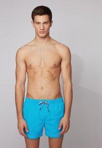 BOSS - TUNA - Swimming shorts - blue - 0