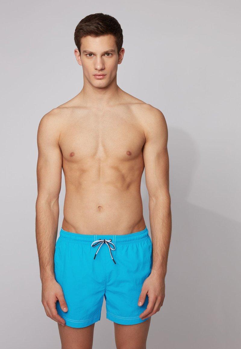 BOSS - TUNA - Swimming shorts - blue