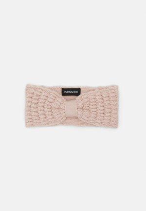 Nauszniki - light pink