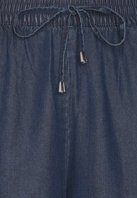 ONLY - ONLPOPPY CULOTTE - Bukse - dark blue denim - 2