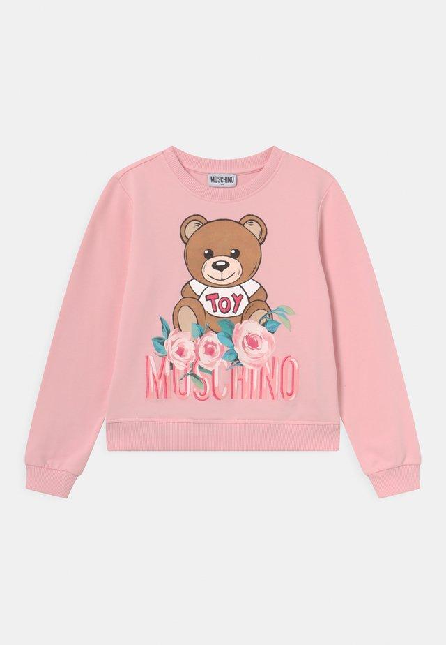 Sweater - sugar rose