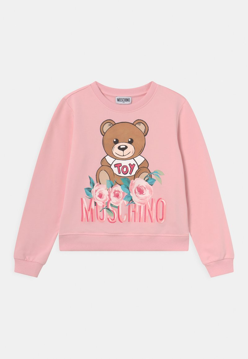 MOSCHINO - Sweatshirt - sugar rose
