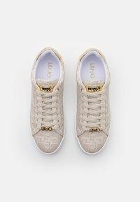 Liu Jo Jeans - SILVIA  - Sneakers basse - milk - 5