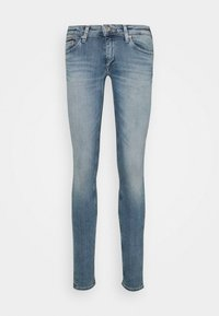 Tommy Jeans - SOPHIE - Jeansy Skinny Fit - razel light blue - 4
