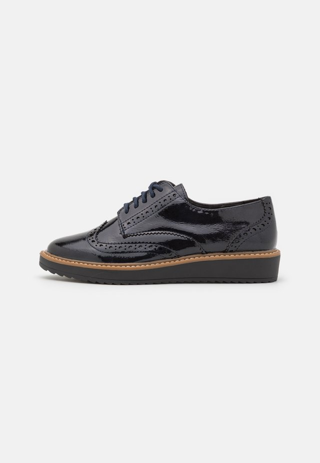 Derbies - navy