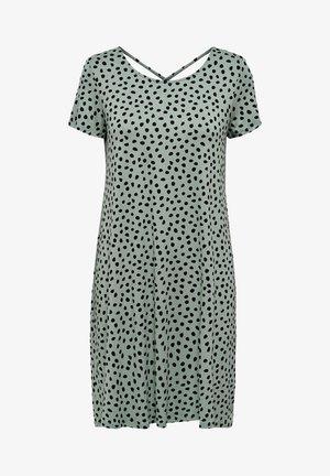 ONLBERA BACK DRESS - Vestido ligero - chinois green