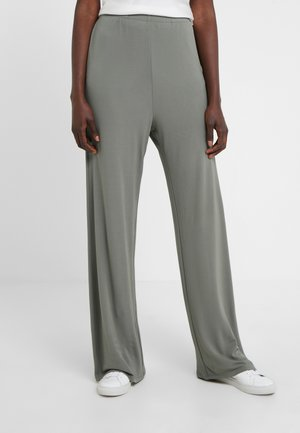 QUINN PANT - Tracksuit bottoms - mineral