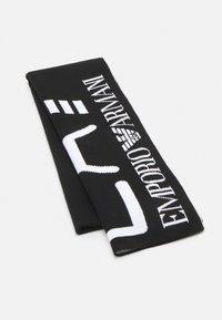 EA7 Emporio Armani - UNISEX - Šála - black/grey - 0