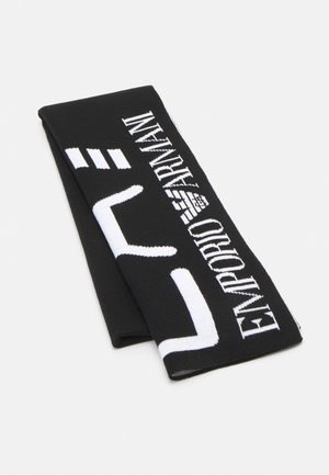 UNISEX - Scarf - black/grey