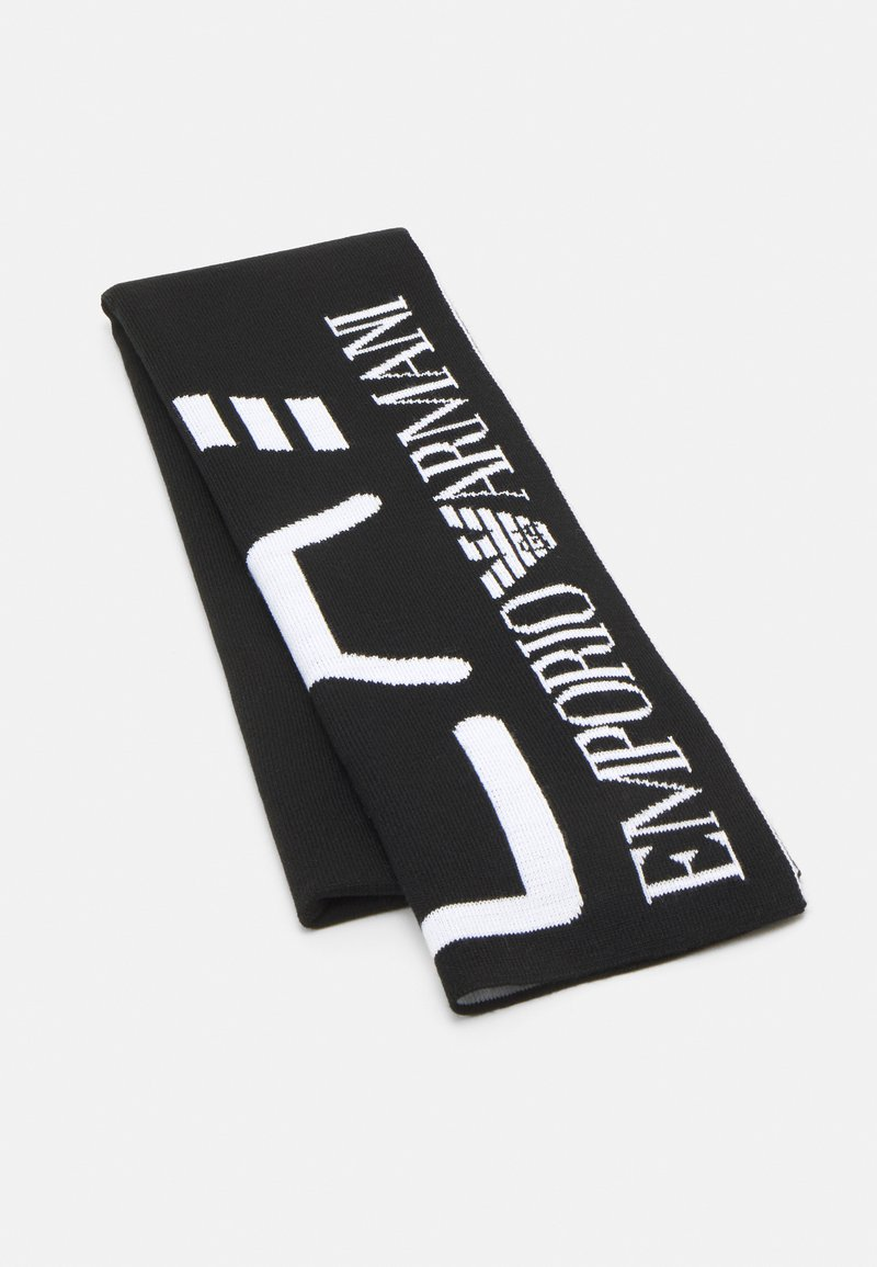 EA7 Emporio Armani - UNISEX - Šála - black/grey