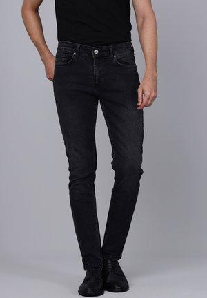 Jeans Slim Fit - black/grey