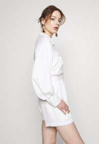 Mossman - TELL IT TO MY HEART PLAYSUIT - Jumpsuit - white - 3