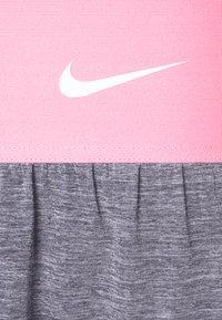 Nike Performance - SHORT - Sports shorts - obsidian/white - 5