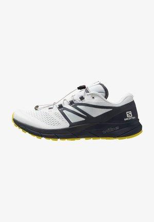 SENSE RIDE 2 - Trail running shoes - illusion blue/navy blazer/citronelle