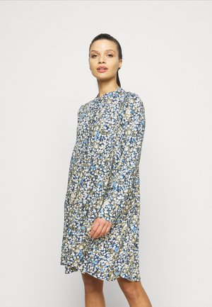 OBJDITSY NELLE DRESS - Kjole - blue mirage