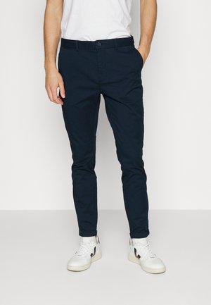 LIAM PANT - Chino kalhoty - dark navy