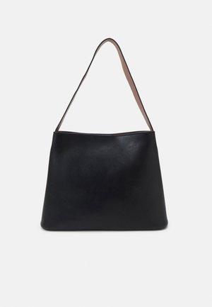 TRAPEZE TOTE - Handbag - black
