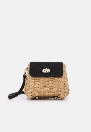 CROSSBODY SIEN M - Across body bag - black