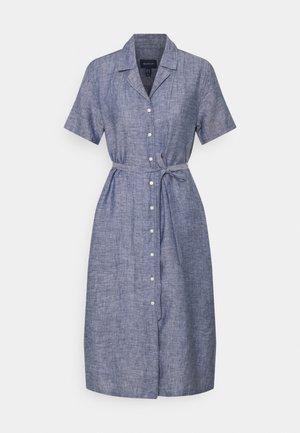 SHIRT DRESS - Sukienka koszulowa - persian blue
